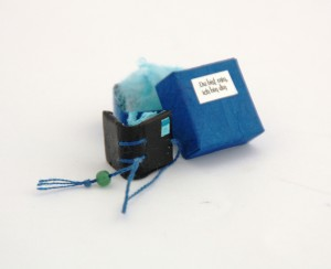 miniature book and box