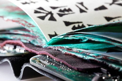 Nag Hammadi Interpretation II - Detail of binding and print