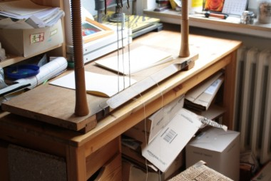 sewing frame