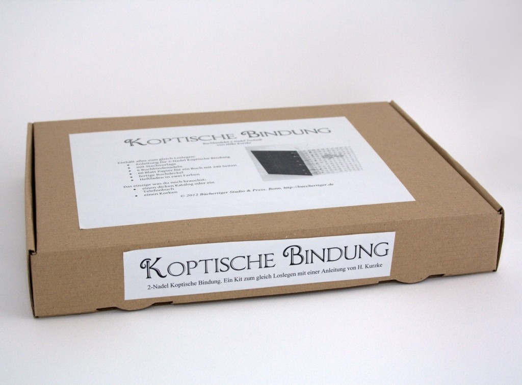 Coptic Binding Kit