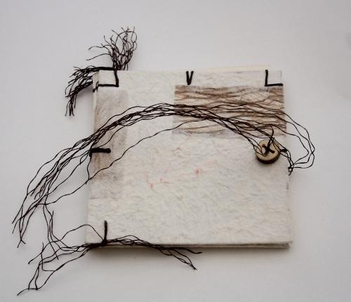 erased, binding by Zoran
