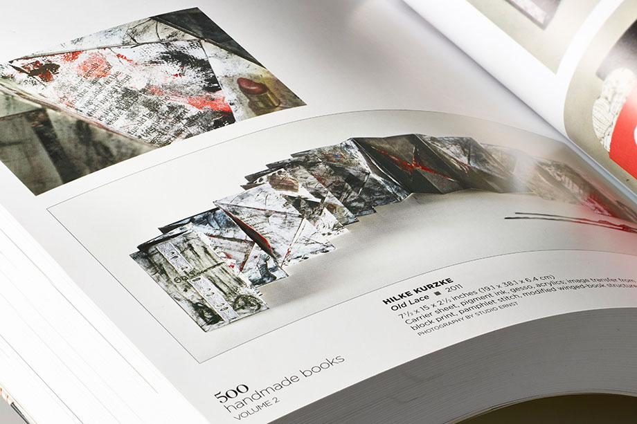 Hilke Kurzke, handmade books