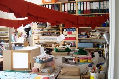 scene from large studio Bonn