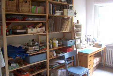 small studio in Bonn